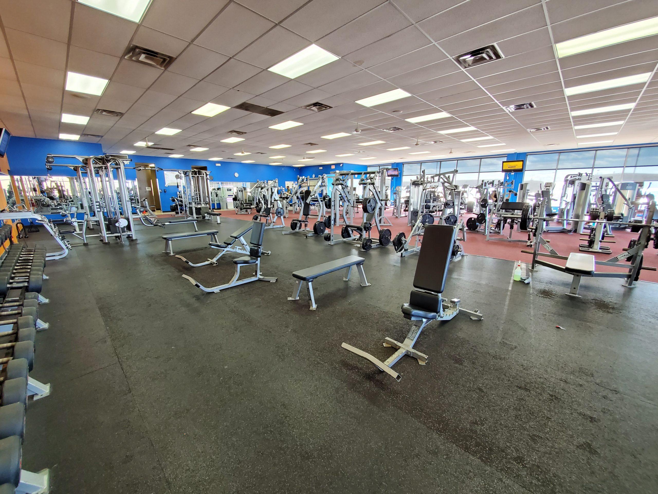 Marathon Fitness Free Weights