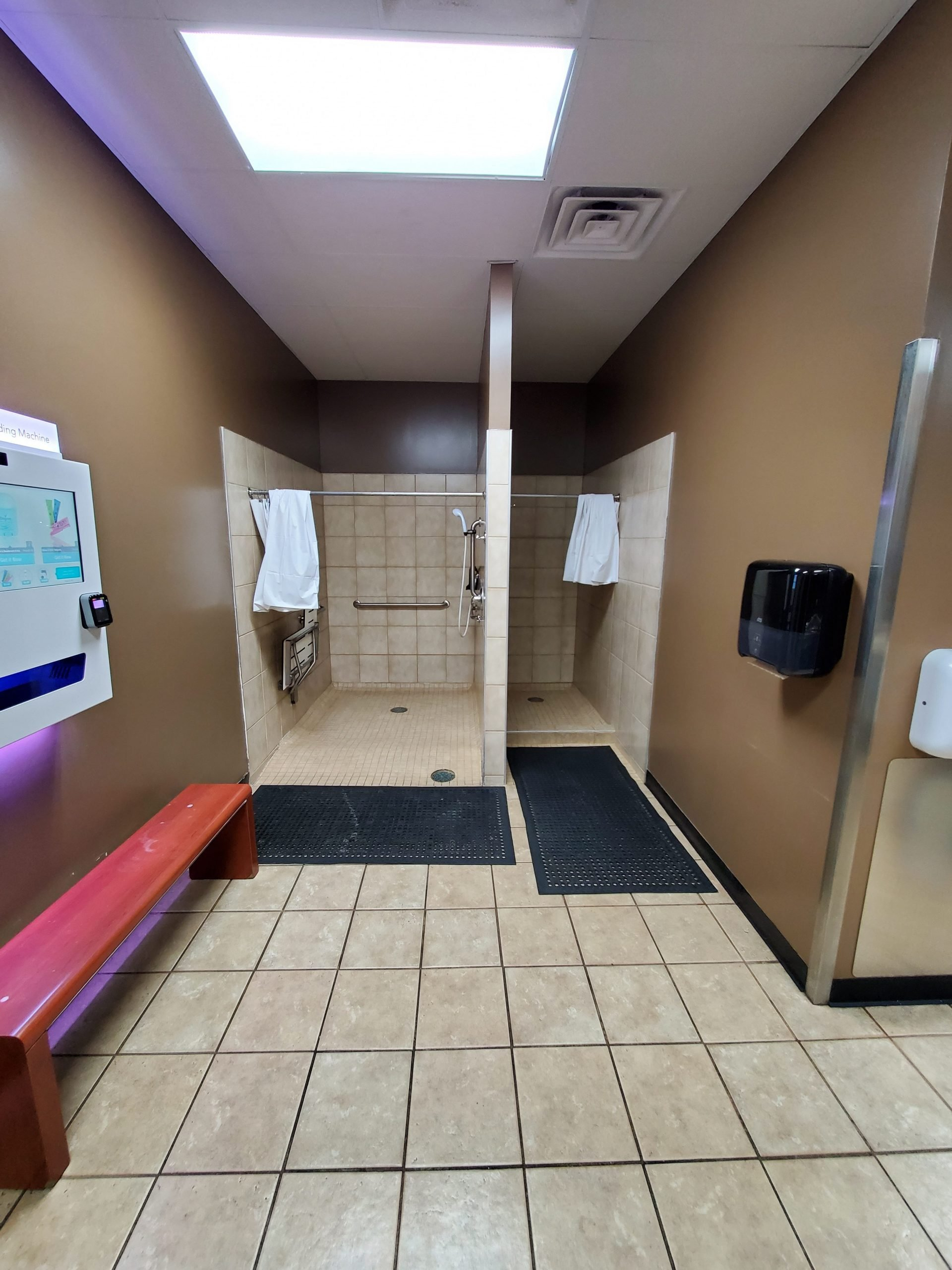 MFit Locker Rooms