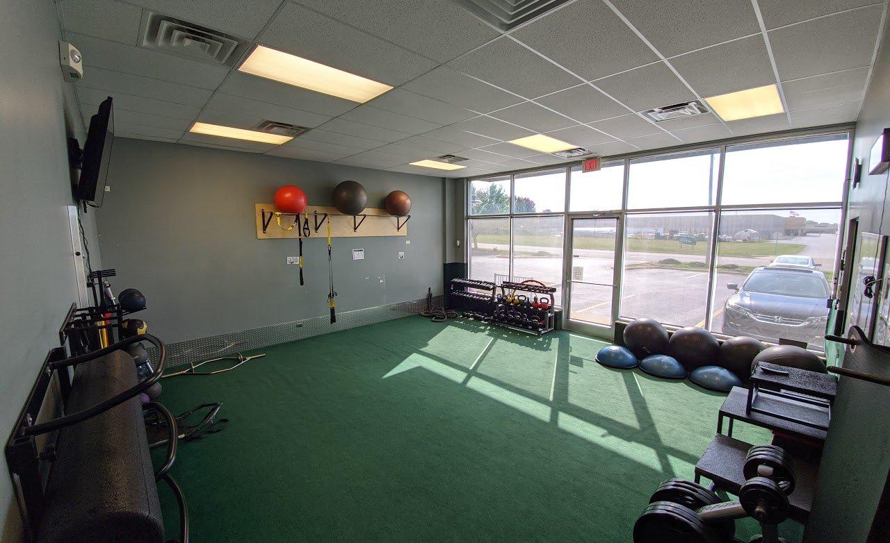 Marathon Fitness Facilities
