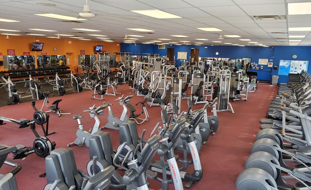 Marathon Fitness Equipment